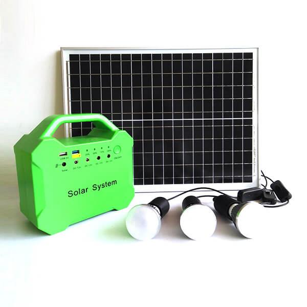 LiFePO4-Solar-Home-System