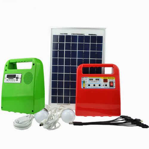 SG-1210W Solar Home System