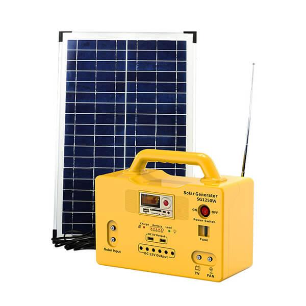 SG1250W-Solar-Home-System