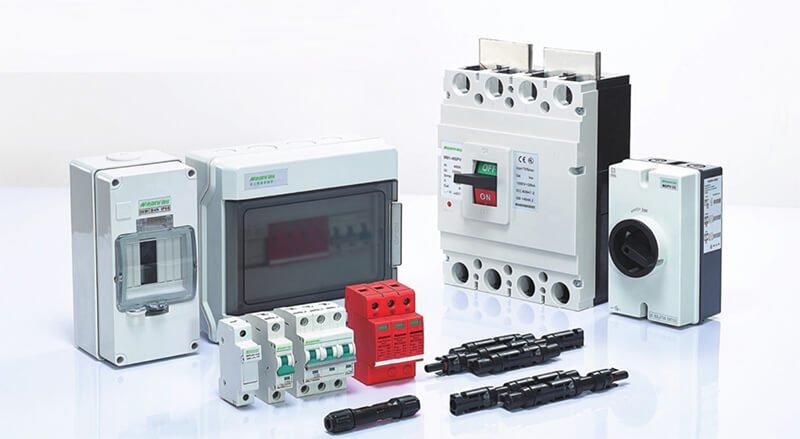 PV Circuit Breaker